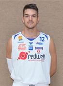 Headshot of Benjamin Blazevic