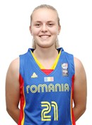Headshot of Ecaterina Armanu