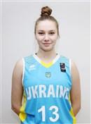 Headshot of Olena Boiko