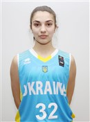 Headshot of Kateryna Tykhonova