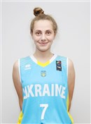 Headshot of Nataliia Tsiubyk