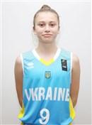 Headshot of Oksana Fastova