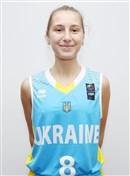 Headshot of Yelyzaveta Mitina