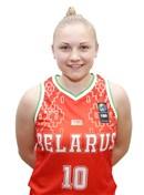 Headshot of Anastasiya Sushchyk
