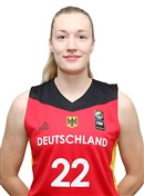 Headshot of Johanna Sophie Klug