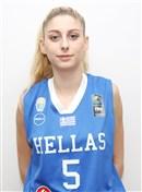 Headshot of Anna-Maria Stefanou