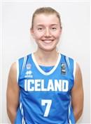 Headshot of Thora Kristin Jonsdottir