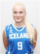Headshot of Elfa Falsdottir