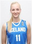 Headshot of Emelia Osk Gunnarsdottir