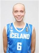 Headshot of Isabella Osk Sigurdardottir