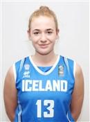 Headshot of Rosa Bjork Petursdottir