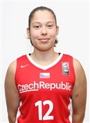 Headshot of Tereza Sipova