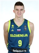 Headshot of Nejc Baric