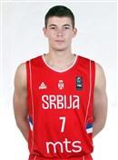 Headshot of Milos Glisic
