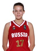 Profile image of Darya KOSULNIKOVA