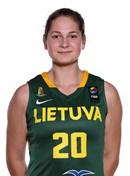 Profile image of Evelina JANUSEVICIUTE