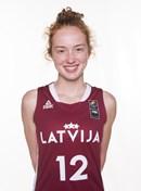 Profile image of Evelina Silvija FRICSONE