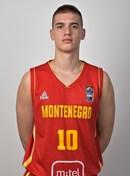 Headshot of Bojan Tomasevic