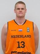 Headshot of Roeland Schaftenaar