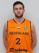 Headshot of Maarten Bouwknecht