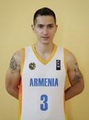 Headshot of Amiran Amirkhanov