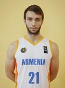 Headshot of Arkadiy Mkrtychyan