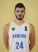 Headshot of Artem Tavakalyan
