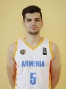 Headshot of Albert Tatevosyan