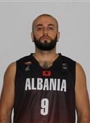 Headshot of Ervin Berdica