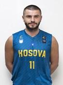 Headshot of Dardan Berisha