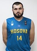 Headshot of Urim Zenelaj
