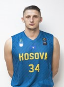 Headshot of Gezim Morina
