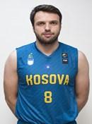 Headshot of Alban Veseli