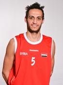 Headshot of Wael Jlilaty