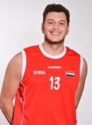 Headshot of Khalel Khori