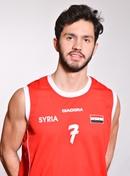 Headshot of Mahmoud Trab