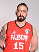 Headshot of Salim Sakakini