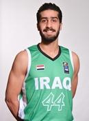 Headshot of Mohammed Amin Abdulqader