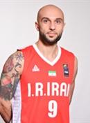Headshot of Erfan Nasaj Pour