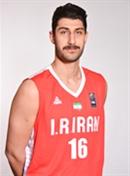 Headshot of Mohammad Torabi