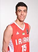 Headshot of Ehsan Samadi