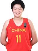 Headshot of Liwen Liang