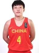 Headshot of Zhuoya Fang