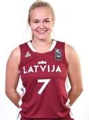 Headshot of Marianna Klavina