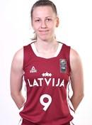Headshot of Dinija Pavelsone