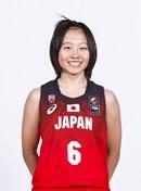 Headshot of Izumi Abe