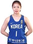 Headshot of Sojung Lee
