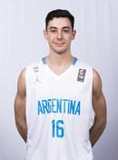 Headshot of Mateo Chiarini