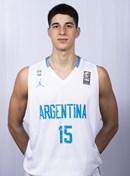 Headshot of Lautaro Berra Fernandez