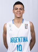 Headshot of Lautaro Lopez